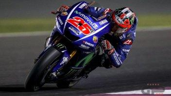 MotoGP: Vinales domina anche i test in Qatar, Dovizioso è vicino