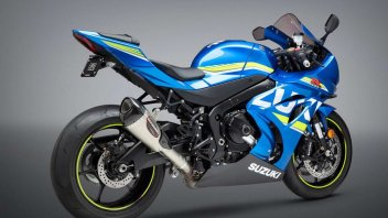 News Prodotto: Suzuki GSX-R1000 2017: sound stock vs Yoshimura Alpha T Slip on
