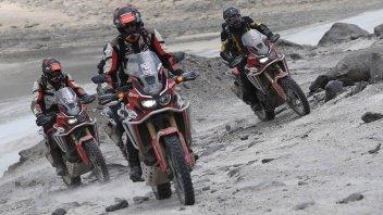 "Moto - News: Honda CRF1000L Africa Twin: ""come ti raggiungo 5.965 metri"""