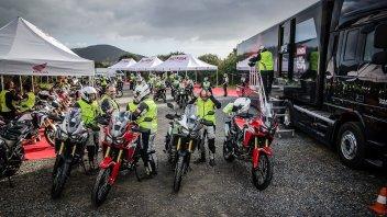 News Prodotto: Honda: Africa Twin True Adventure Toscana 2017, si aprono le iscrizioni
