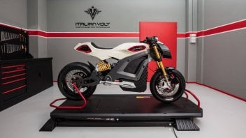 Moto - News: Lacama: la prima moto elettrica italiana customizzabile
