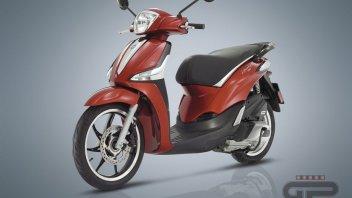 News Prodotto: Piaggio dedica ai ruote alte un grande porte aperte