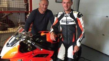 News: Lutto nel motociclismo: morto Adrien Protat a Le Mans