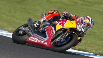 SBK: Hayden: A Buri Ram la Honda non faticherà come in Australia