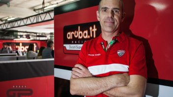 "SBK: Marinelli: ""Melandri? In Thailand he'll be with the leaders too"""