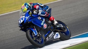 SBK: SSP: first win for Caricasulo