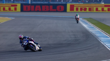 "SBK: Lowes: ""I've made a solid start to the season"""