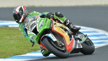 """SBK: Badovini and Russo, the privateers: """"Too much electronics In SBK"""""""