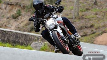 Test: Ducati Monster 797: semplicità al potere
