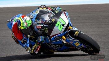 Moto2: Morbidelli si ripete: vittoria anche in Argentina