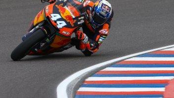 Moto2: Prima pole position per Oliveira e la KTM, 2° Morbidelli