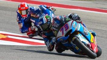 Moto2: FP3: Alex Marquez ancora al top ad Austin, terzo Morbidelli