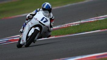 Moto3: Mcphee conquista la pole a Rio Hondo, 2° Bulega