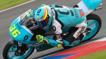 Moto3: FP2: Mir continues to lay down the law, Fenati 2nd