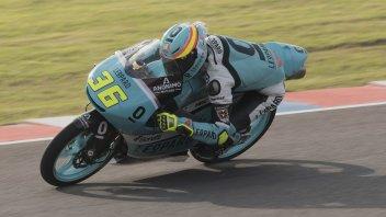 Moto3: FP3: Mir chiude al comando e prenota la pole, 5° Arbolino