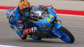 Moto3: FP2: continua a dominare Canet, 3° Fenati