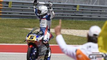 Moto3: Fenati: dedico la vittoria alle popolazioni terremotate