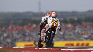 Moto3: Simoncelli: ad Austin abbiamo sbagliato come Agostini