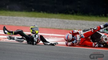 MotoGP: Dovizioso: Petrucci didn't play fair