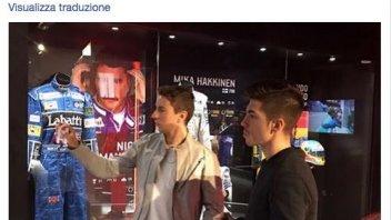 MotoGP: Lorenzo fa da guida a Vinales