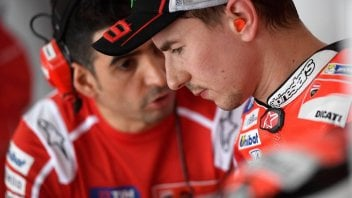 MotoGP: Lorenzo: in the Jerez tests both I and the Ducati improved