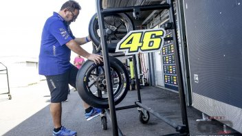 "MotoGP: Safety Commission blocks ""Valentino's tyre"""