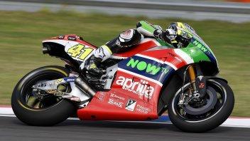 """MotoGP: Aleix Espargarò: """"Contento per la posizione, ma devo migliorare"""""""