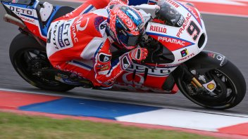 MotoGP: Petrucci: Lots of problems in the race. Picked up valuable points