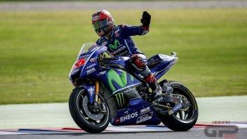 MotoGP: FP3: La pioggia congela la classifica: Rossi e Lorenzo in Q1