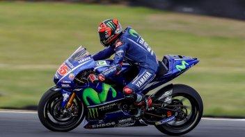 MotoGP: FP2: Vinales senza rivali a Rio Hondo, 16° Rossi
