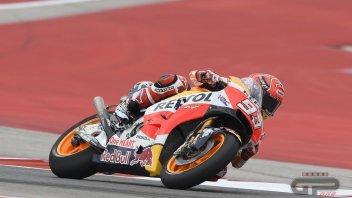 MotoGP: Amazing Marquez, fifth pole in Austin, Rossi 3rd