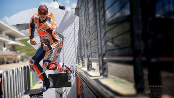"MotoGP: Marquez: ""You don't become champion without taking risks"""