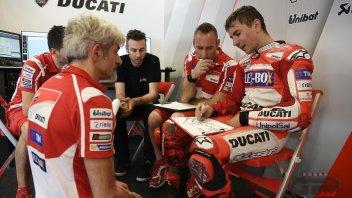 MotoGP: Lorenzo: finally a breath of fresh air