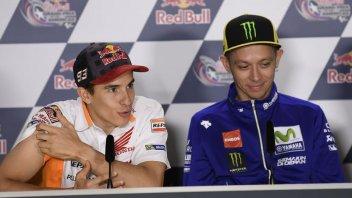 "MotoGP: Rossi e Marquez: ""Alonso può vincere a Indianapolis"""