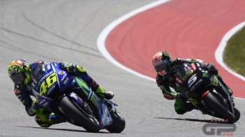 MotoGP: Zarco: I did not want to cause a problem for Valentino