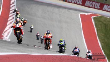 MotoGP: GP Austin: su Sky quasi 2 milioni durante l'intera giornata