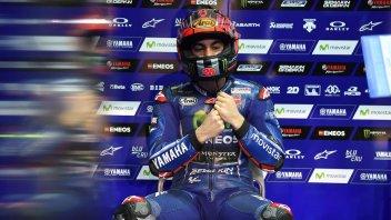 """MotoGP: Vinales: """"Sono incredulo, non dovevo cadere"""""""