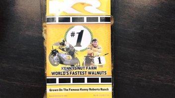 MotoGP: King Kenny Roberts ... has big nuts!