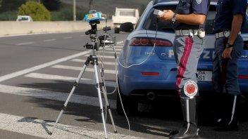News Prodotto: Ponte del 1°maggio: ecco le mappe degli autovelox