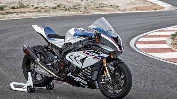 Moto - News: BMW HP4 Race: presentata la versione definitiva