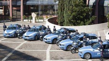 """Moto - News: """"Honda anomala"""": maxi operazione della Polizia a Genova"""