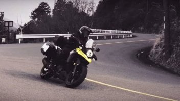News Prodotto: Suzuki V-Strom 250/ABS 2017: the promo video for young travellers