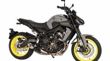 News Prodotto: Gilles Tooling per Yamaha MT-09: a tutta personalizzazione