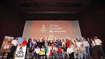 Dakar: La Dakar sbarca a Milano per i suoi 40 anni