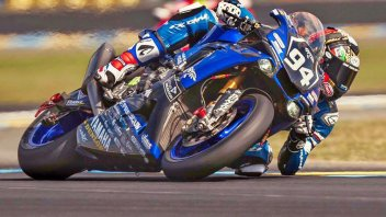 SBK: EWC, 24h Le Mans: Canepa e GMT94 secondi in qualifica
