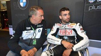 SBK: De Rosa: La Superbike? Anche Rossi faceva il tifo per me