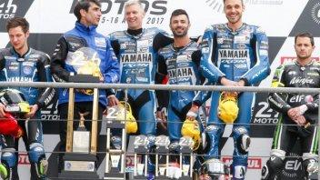 SBK: EWC, 24h Le Mans: storico successo per Canepa e GMT94