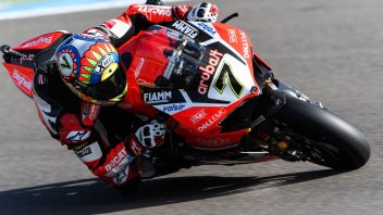 "SBK: Davies: ""It would have been an exciting last lap"""