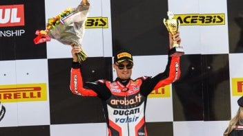 """SBK: Davies: """"I expected a more competitive Ducati"""""""