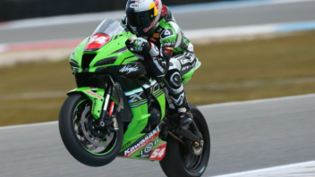 SBK: STK1000: Victory for Razgatlioglu ahead of Rinaldi